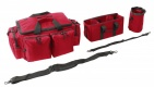 Shooting range bag red