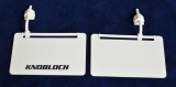 Sideshield 1 pair white